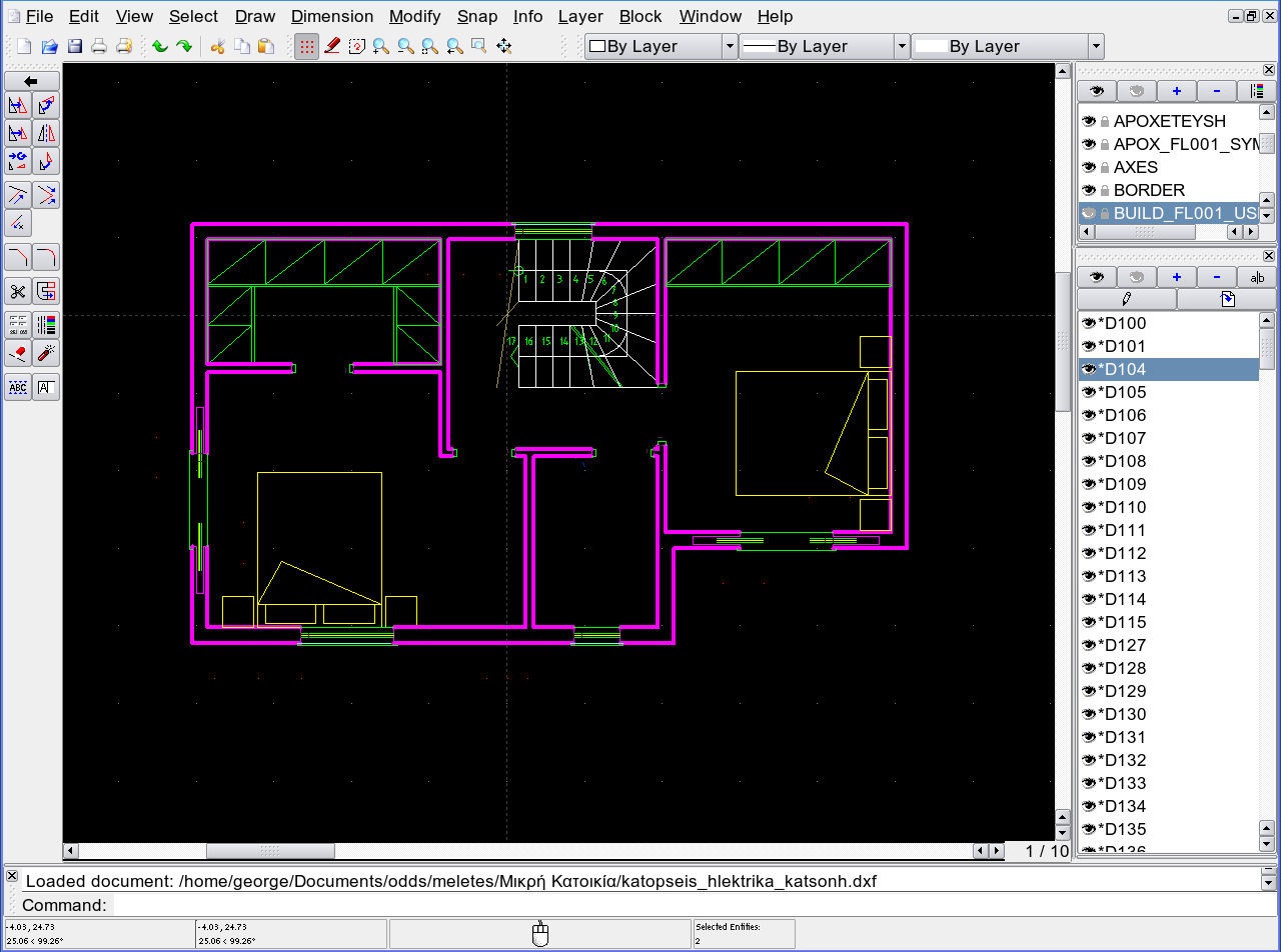 step1 electrical wiring cad AutoCAD Boat Wiring Diagram at bakdesigns.co